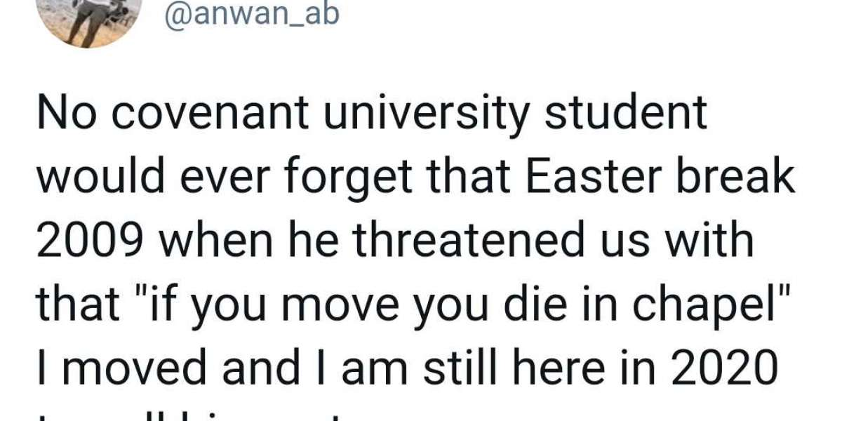David Oyedepo And His Brutality In Covenant University