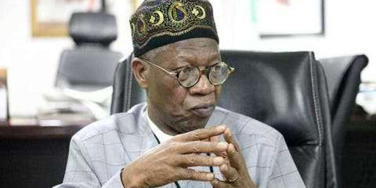 Nobody Can Stop FG From Probing #EndSARS Protesters - Lai Mohammed