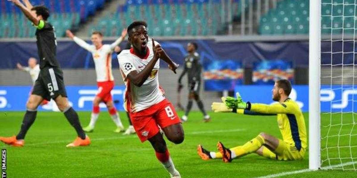 Man United Crash Out Of Champions League, Drop Into Europa League