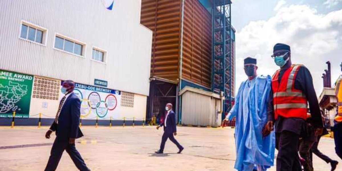 Nigerian Breweries Completes ₦5.1 Billion Automated PET Line In Ogun State