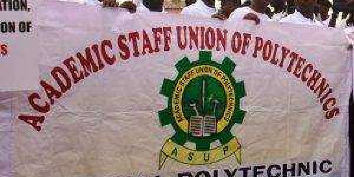 Remi Ajiboye: I Was Paid N4,000 As Monthly Salary, Says ASUP Chairman