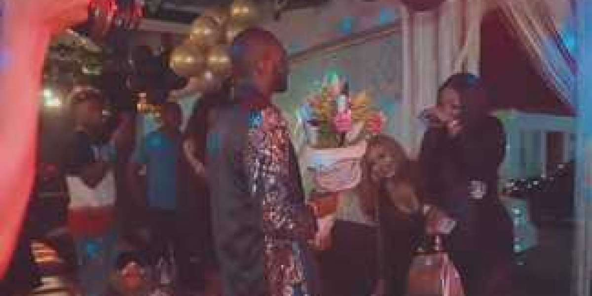Anita Joseph Cries As Her Husband Throws A Surprise Birthday Party For Her