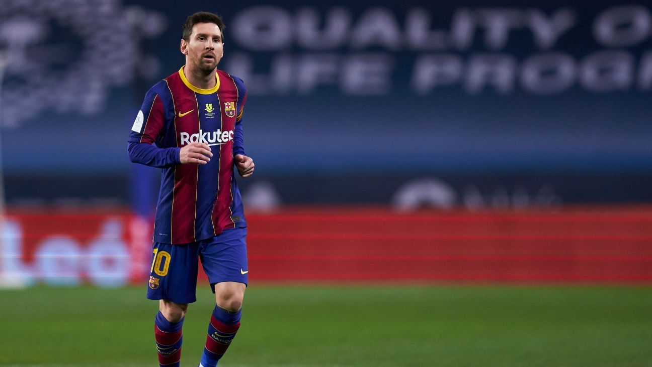 Barcelona, Messi to take legal action over €555m contract leak - News Centric